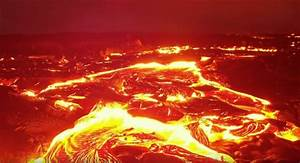 Mesmerizing Timelapse Of Kilauea Lava Flows    Boing Boing