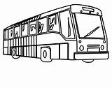 Bus Coloring Pages Double Magic Printables Clipart Printable Template Decker Cliparts Getcoloringpages Clipartmag sketch template