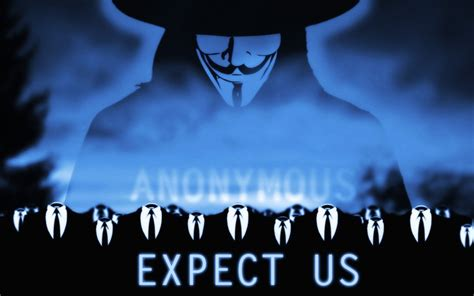 antisec anonymous hackers threaten unholy havok   years project mayhem