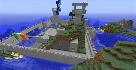 Naval Base Minecraft Project