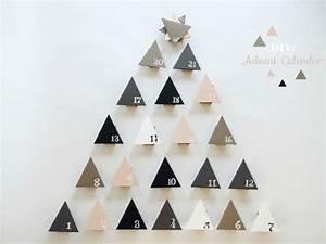 Fabriquer Un Calendrier De L Avent : 10 calendriers de l 39 avent fabriquer pour ce no l ~ Nature-et-papiers.com Idées de Décoration