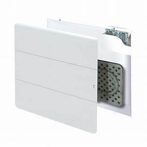 Radiateur Inertie Applimo : lena horizontal smart ecocontrol radiateur inertie ~ Premium-room.com Idées de Décoration