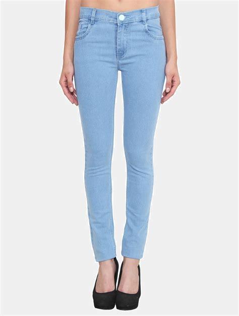 light blue jean shorts crease clips slim women 39 s light blue jeans buy crease