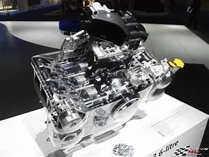 Drive4u  Automotive News  Subaru At The 63rd Frankfurt