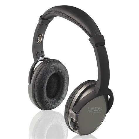 whf 45 wireless tv headphones from lindy uk