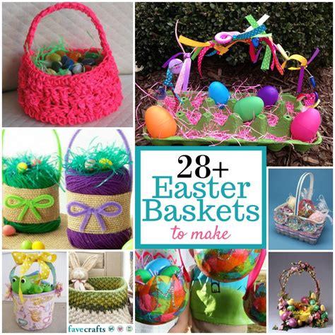 diy easter basket ideas  easter baskets