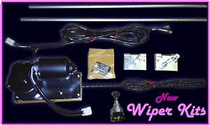 Ez Wiring Wiper Motor Kit