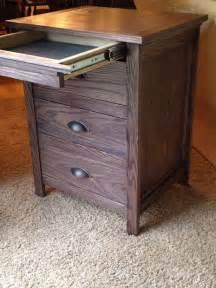 Night Stand with Locking Secret Hidden Drawer
