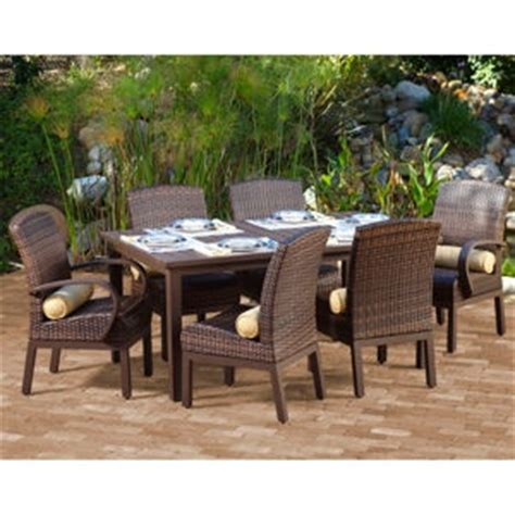 costa rica patio dining set at costco home ideas