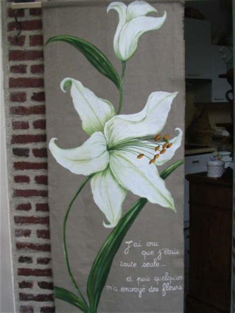 fleur de lys fleur de lin creation