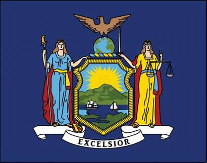 Flag York State Clipart