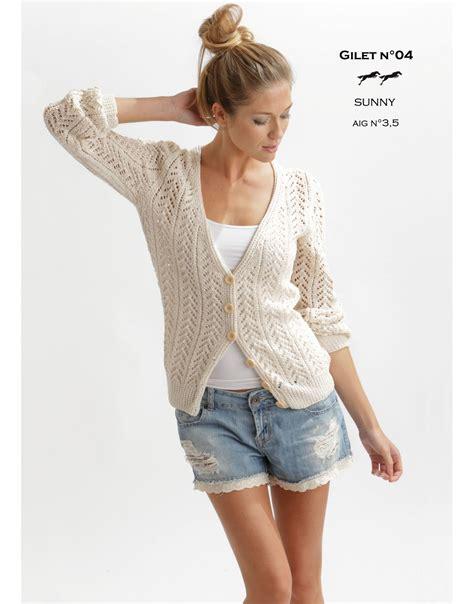 modele gilet cb  patron tricot gratuit