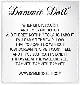 Dammit Doll Poems With Variations See More Poem