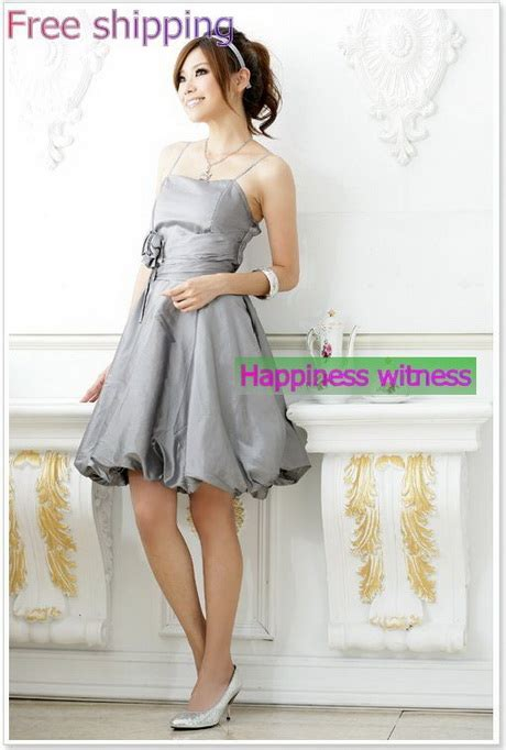 robe et grise pour mariage robe grise pour mariage