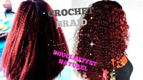 tutoriel crochet braid meches jumbo braid crochet braid