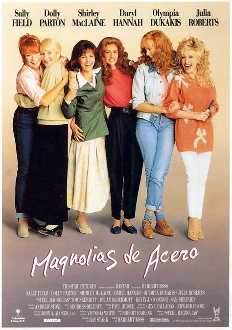 steel magnolias vagebond s movie screenshots steel magnolias 1989
