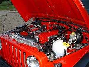 Of Enginepartment For 97 Jeep Wrangler