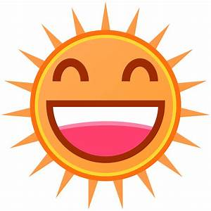 Transparent Sun Emoji   newhairstylesformen2014.com