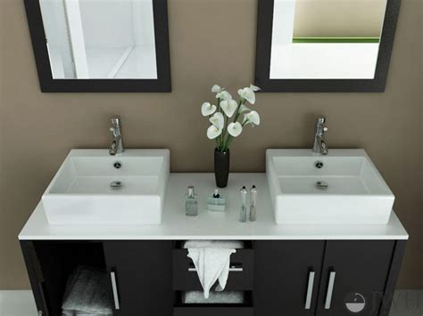 How To Decoration Bathroom Ideas With Vessel