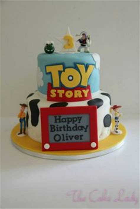 ideas  toy story cakes  pinterest toy story