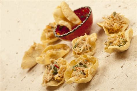 crab canapes snacks and starters archives duffield cooking the