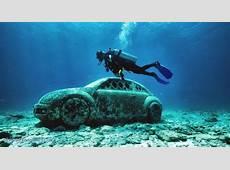 México Museo Subacuático de Arte MUSA en Cancún