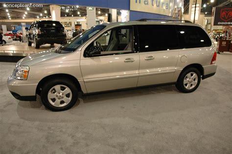 2006 Ford Minivan by 2006 Ford Freestar Mini