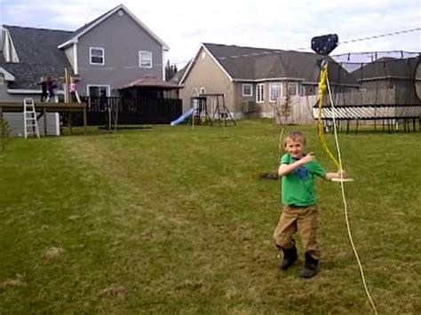 Zipline For Backyard by Backyard Zip Line