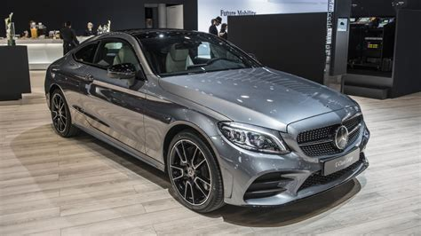 Mercedes C Class Coupe 2019 2019 mercedes c class coupe new york 2018 photo