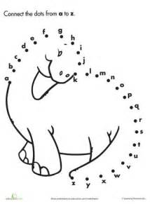 Dot to Dot Dinosaur Printables 1 to 20