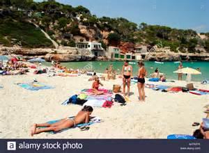 Mallorca Spain Beaches People