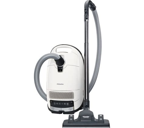 buy miele complete c3 silence ecoline cylinder vacuum cleaner lotus white free delivery currys