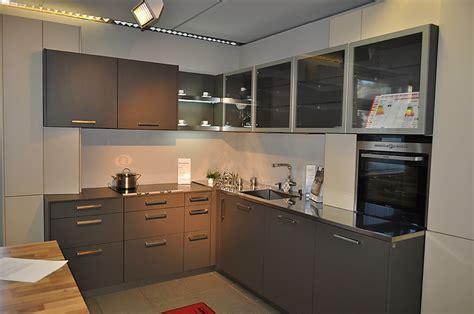 Leichtmusterküche Moderne Einbauküche Zum Sonderpreis