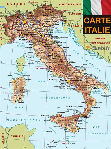 italie pays arts et voyages carte italie images et photos arts et voyages ital