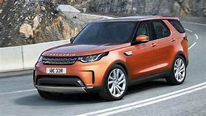 2017 Land Rover Discovery SE | HD Car Wallpapers Free Download