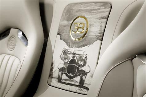 Bugatti Veyron Grand Sport Vitesse Black Bess Pays Tribute