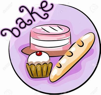 Baking Clipart Bake Bakery Clip Cake Cliparts
