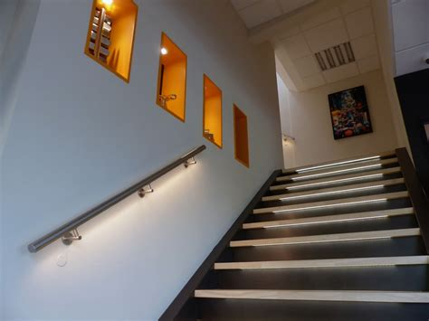 Rampe D'escalier Murale à Led
