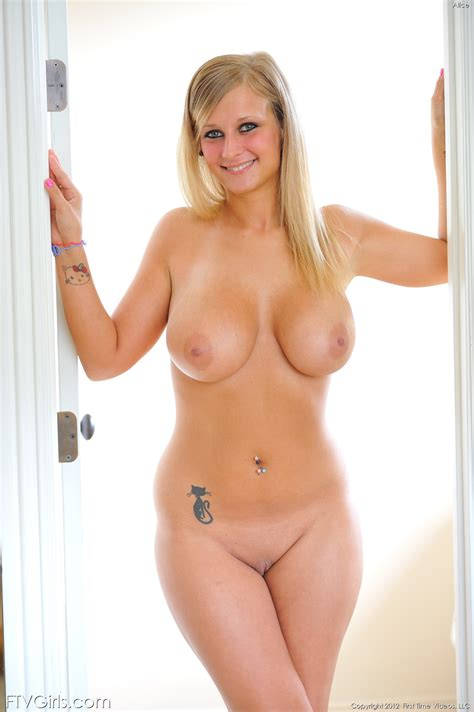 Ftv Alice Blonde Babe Big Natural Tits All Nude