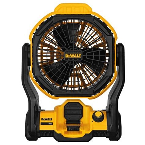 dewalt dceb  corded  cordless jobsite fan bc