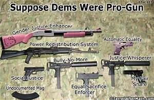 Never Yet Melted » If Democrats Were Pro-Gun