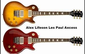 Wiring Diagram Gibson Alex Lifeson