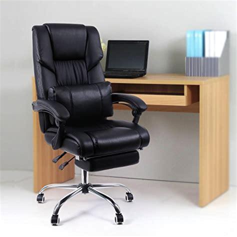 pieds pour bureau songmics fauteuil de bureau chaise pour ordinateur avec
