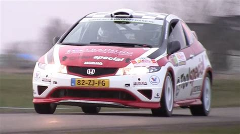 Honda Civic Type R Fn2 R3 Top Speed [hd] Tanks Rally 2014