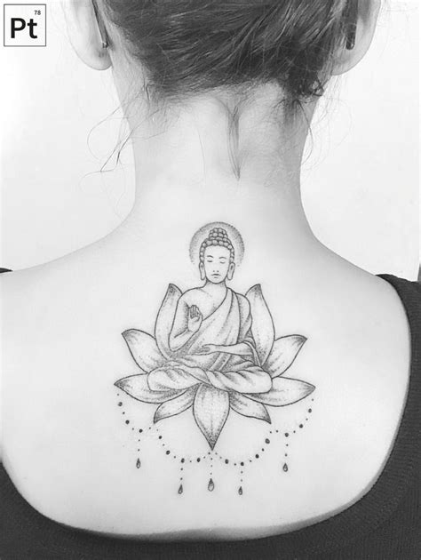 The 25+ best Buddha lotus tattoo ideas on Pinterest | Buddha tattoos, Meaning of lotus flower