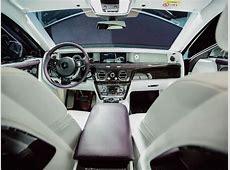2018 RollsRoyce Phantom interior