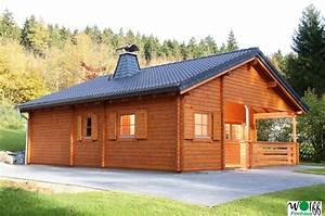 Ferienhaus Holz Bauen : gartenhaus wolff vogelsberg ferienhaus holzhaus mit ~ Lizthompson.info Haus und Dekorationen