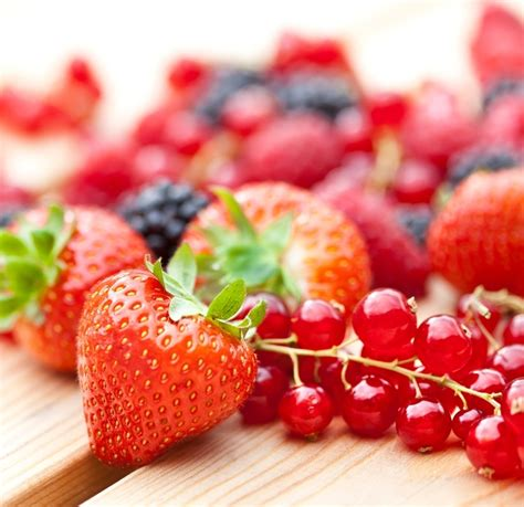 Fruit vlekken verwijderen