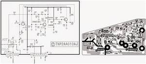 Ct-20sx11ce - Ct-20sx11e - Panasonic Tv