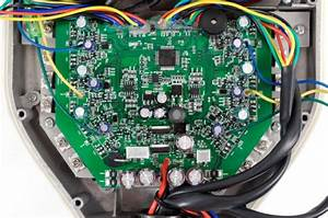 Electric Hoverboard Monorover R2 Teardown